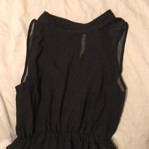 Dance & Marvel Shorts - Black jumper